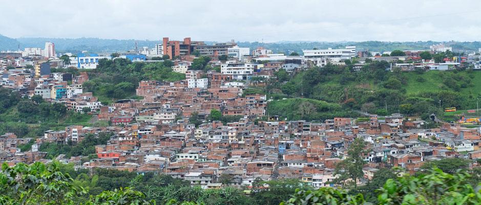 ....grosse Städte werden umfahren