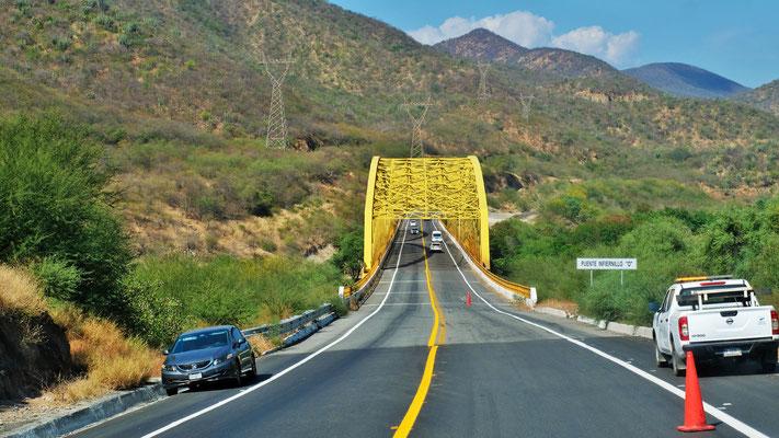 Viele Brücken....