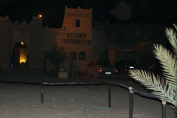 Luxuriöse Kasbah Tombouctou