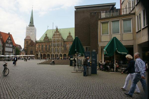 Altstadt mit dem Marktplatz