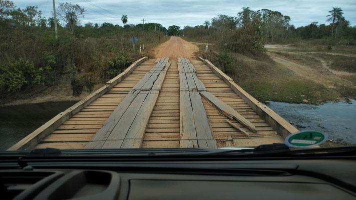 den gleichen Brücken