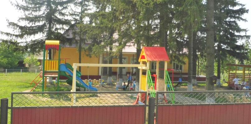 Der schöne Kindergarten in Rudi