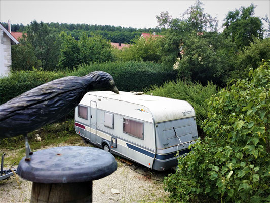 Accommodation for travelling guests