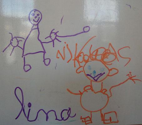 Lina et nicolas