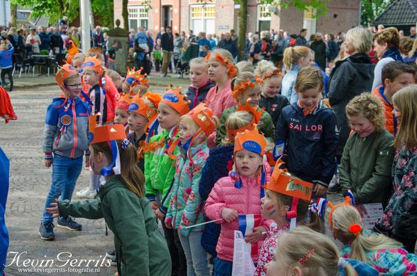 Koningsdag Den Ham 2018!