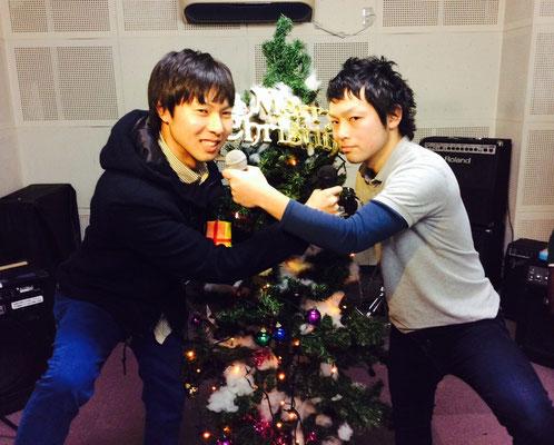 クリスマスタジオライブ!!