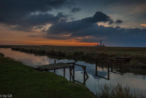 Nordsee bei Nordfriesland