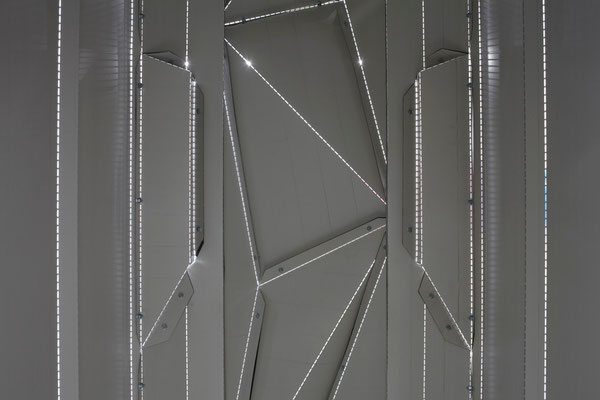 The Limits of Control:Mainframes, 2013, Detail