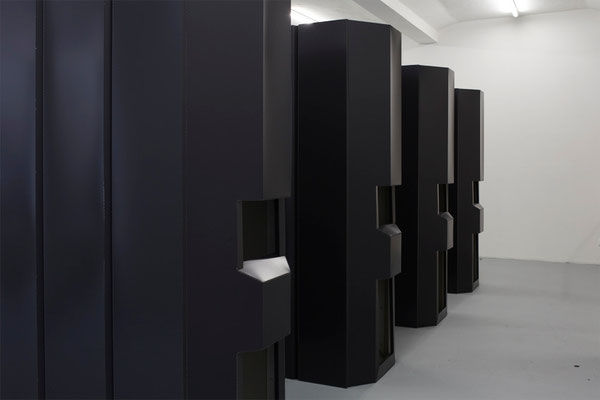 The Limits of Control:Mainframes, 2013, Foto P.Gaisser