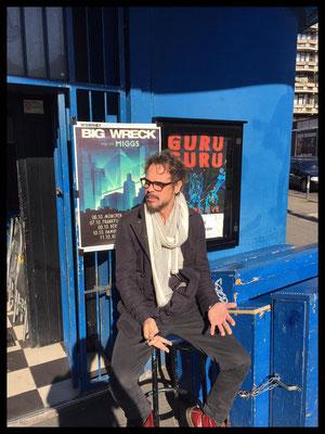 Ian Thornley, Big Wreck Tour 2015, Guitartech
