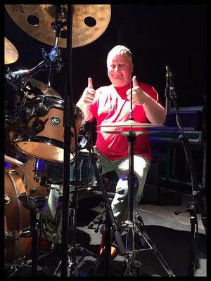Nigel Kennedy Drummer
