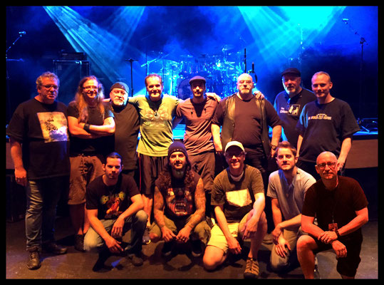Neal Morse Band Tour 2015