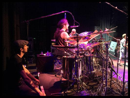 Mike Portnoy, Drumtech
