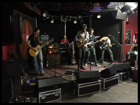 Big Wreck Tour 2015, Guitartech