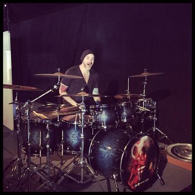 Matt Halpern, Drumtech