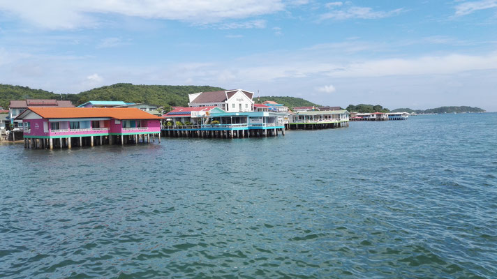 Koh Larn Hafen