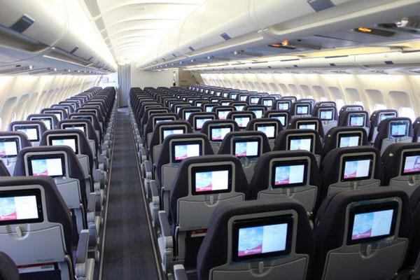 Airberlin Econmy Class