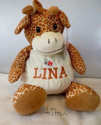 "embroider buddy ""Giraffe"""