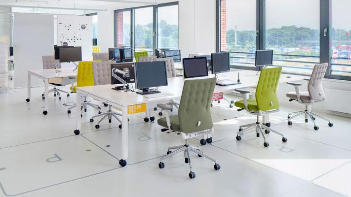 Chaise de bureau - Vitra ID Trim