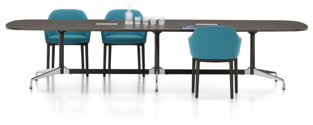 Table de conférence - Vitra Segmented Table