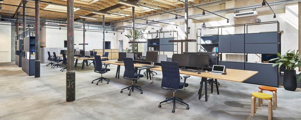 Bureau design - Vitra Joyn