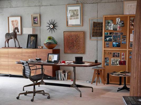 Siége de bureau design - Vitra Aluminium Chair