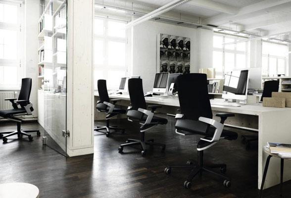 Chaises de bureau - Wilkhahn ON