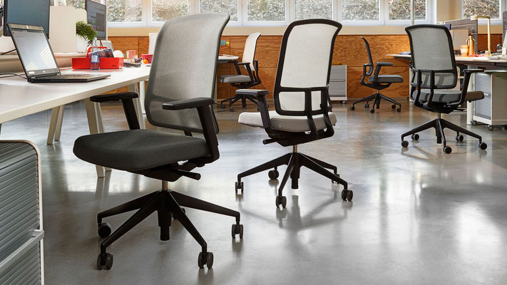 Fauteuil de bureau - Vitra AM Chair