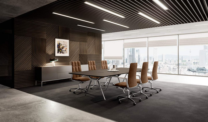 Table de conférence - Walter Knoll Conference X