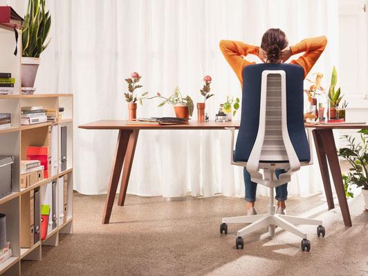 Chaise de bureau - Interstuhl PUREis3