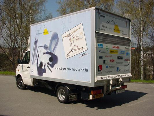 Camion Bureau Moderne / 2002