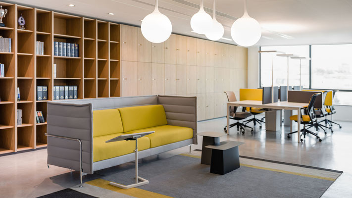 Mobilier Lounge - Vitra Alcove