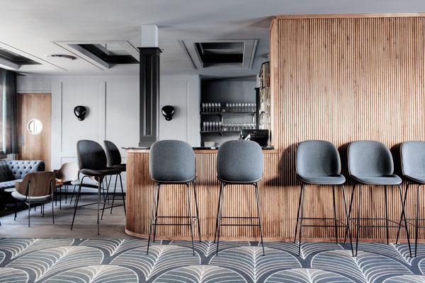 Tabourets de bar - Gubi Beetle Chair