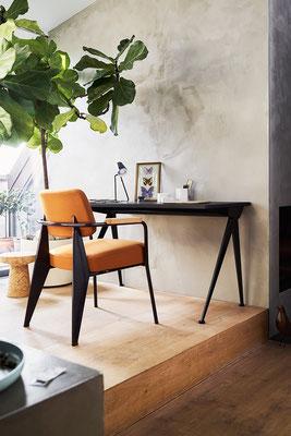 Chaise de bureau - Vitra Prouvé