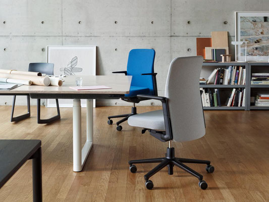 Chaise de bureau - Vitra Pacific Chair