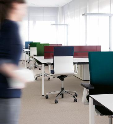 Chaise de bureau -  Vitra ID Soft