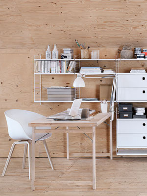 Espace Home Office - String System