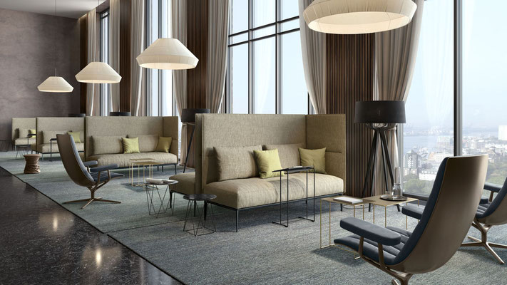 Mobilier Lounge - Walter Knoll Jaan Silent