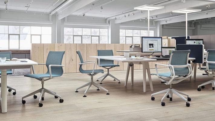 Chaise de bureau & conférence - Vitra Physix