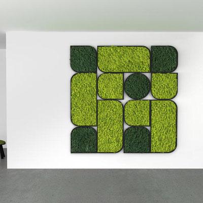 Panneaux acoustiques murale - Buzzispace