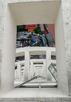 Ausblick 33. Etage