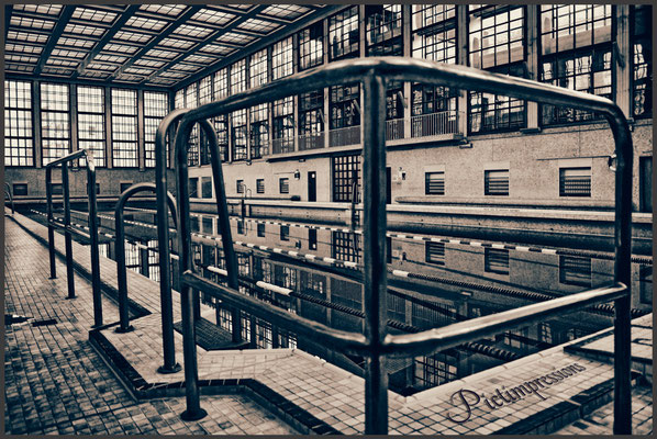 Stadtbad Mitte Berlin