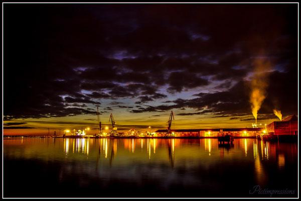 Harbour WIsmar, Germany