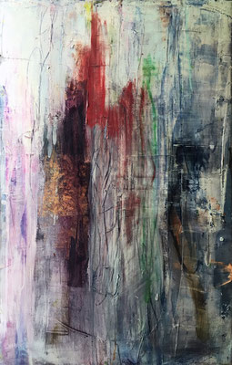 """Always Looking"" (47""x 29"") 
