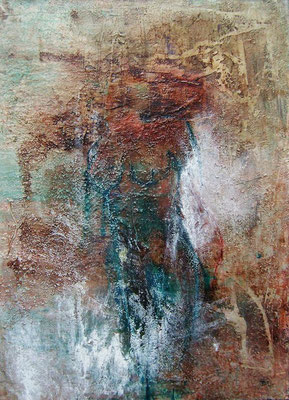 """""""Mujer"""" (30""""x20"""") 