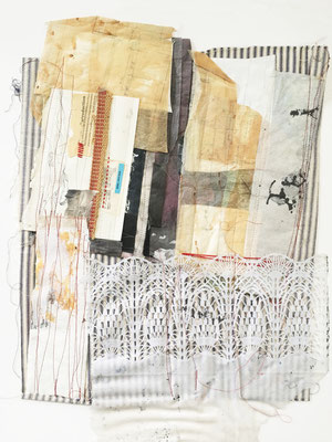 """Control De Calidad"" (28.5"" x 20.5"") 