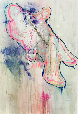 """""""Well Hide in a Raincoat When Things are Falling Apart"""" 