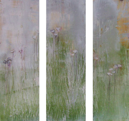 """These Fields we Walk Together"" (36""x11.50"") 
