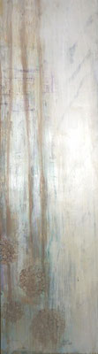 Hope | (11.5 x 41 in) | acrylic on wood |SOLD