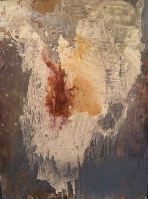 """Amor V"" (36""x24"") | mixed media on canvas | SOLD"